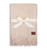 UGG Australia Fine Cable Knit Throw