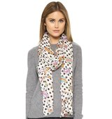 Bindya Pop Art Dots Scarf