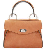 Proenza Schouler Brown Small Hava Bag