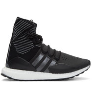 Y 3 Sport Black Approach Reflect High top Sneakers