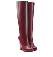 Sonia Rykiel Leather Knee Boots