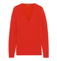 Bottega Veneta Bottega Veneta Cashmere Sweater Red