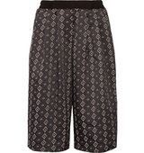 DAY Birger et Mikkelsen DAY Birger et Mikkelsen Motley Stretch jacquard Culottes Anthracite