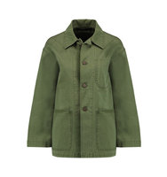 Marc by Marc Jacobs Marc by Marc Jacobs Cotton twill Jacket Army green