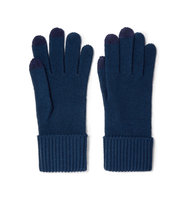 Marc by Marc Jacobs Marc by Marc Jacobs Lucy Merino Wool Gloves Storm blue