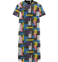 Christopher Kane Christopher Kane Patchwork Lace Dress Multi
