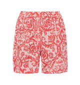 DAY Birger et Mikkelsen Day Birger Et Mikkelsen Fresco Printed Jersey Shorts Coral