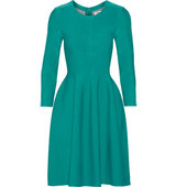 Issa Issa Eddington Stretch Knit Dress Jade