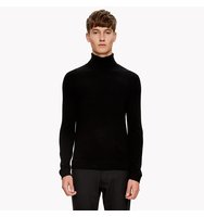 Luxe Cashmere Turtleneck