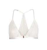 Topshop Floral Lace Triangle Bra