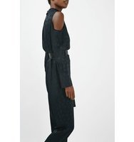 Topshop Funnel Neck Jumpsuit by Boutique