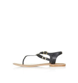 Topshop HARBOUR Toe Post Sandals