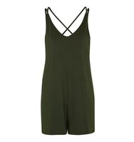Topshop Jersey Romper Playsuit