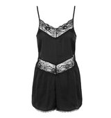 Topshop Lace Trim Playsuit by Band Of Gypsies