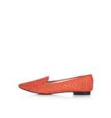 Topshop MEEK Cut Out Slipper Shoes