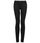 Topshop MOTO Black Leigh Jeans