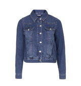 Topshop MOTO Denim Western Jacket