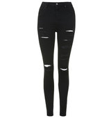 Topshop MOTO Super Ripped Jamie Jeans