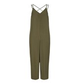 Topshop PETITE Slouch Strappy Jumpsuit