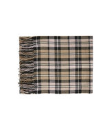 Topshop Soft Checked Blanket Scarf
