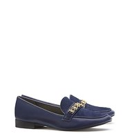 Tory Burch Gemini Link Calf Hair Loafer
