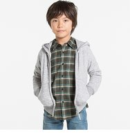 Uniqlo Kids Sweat Zip Hoodie 5 Colours