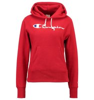 Champion Reverse Weave Hoodie rio red