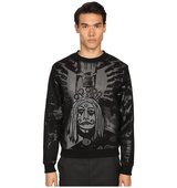 Haculla Electric City Mesh Crew Neck Mix Grey