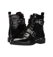Marc Jacobs Taylor Double Strap Ankle Boot Black